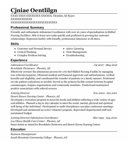 Cisco network admission control minnesota resume