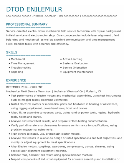 Wardrobe Consultant resume template California