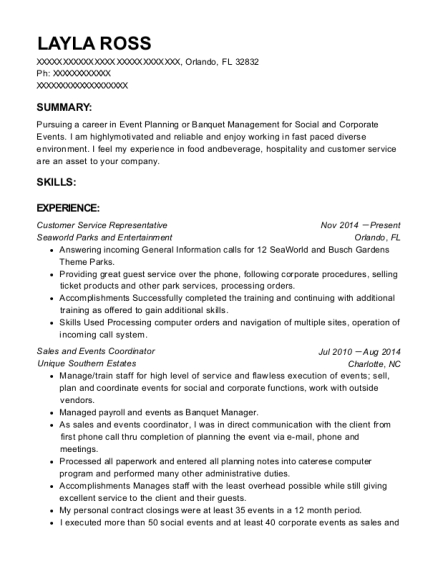 Target Starbucks Team Leader Resume Sample Resumehelp