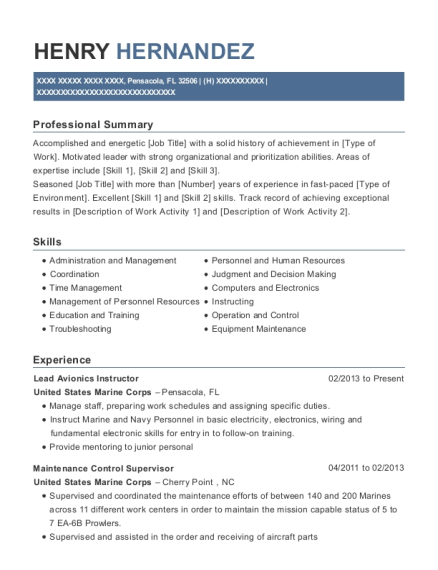ips stock manager resume sample