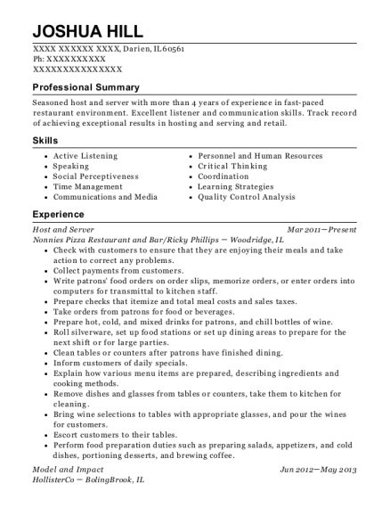 Resume to buy