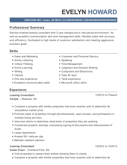 princeton acquisitions inc community property manager resume sample