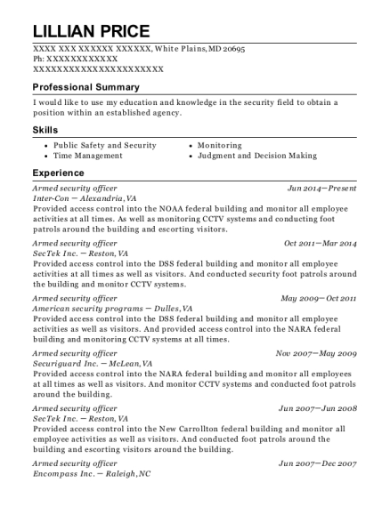 Concept Connections Registered Behavior Technician Resume