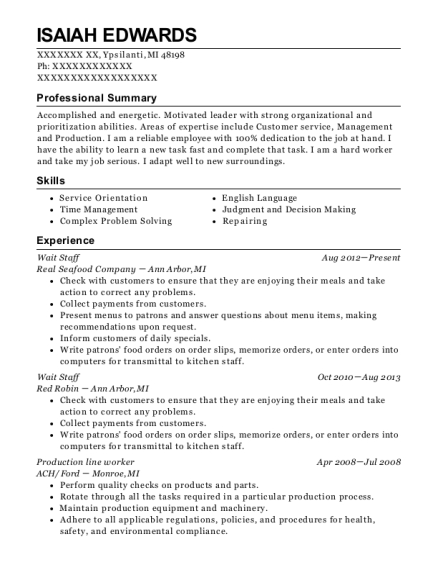 pepsi cola warehouse loader resume sample