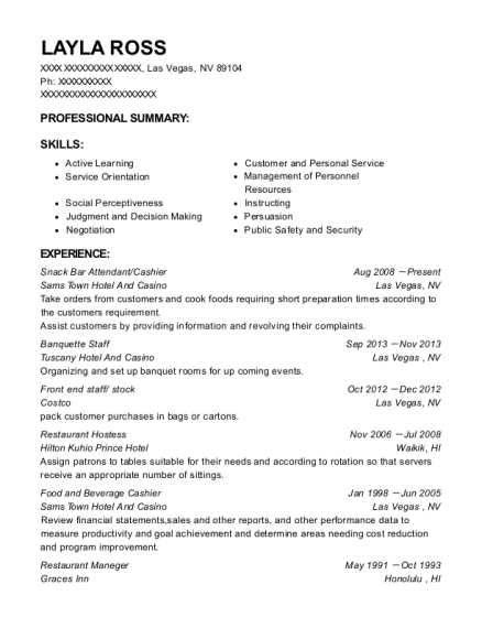 woolworths night fill resume sample