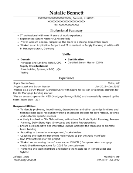 Sdi Media Qa Tester Resume Sample - Santa Monica California
