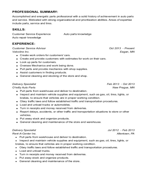 Customer Service Advisor resume format New Mexico