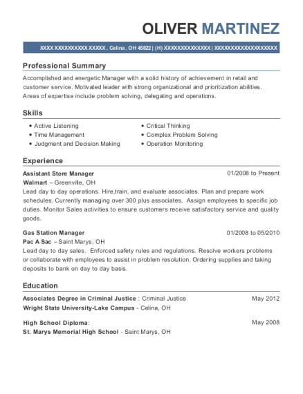 Ace Tech Heating Ventilation And Air Conditioning Resume