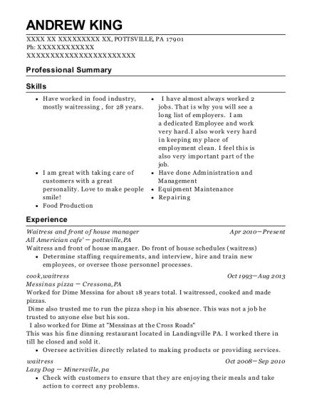 Best Housing Manager Resumes