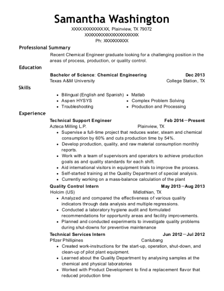pure storage technical support engineer resume sample