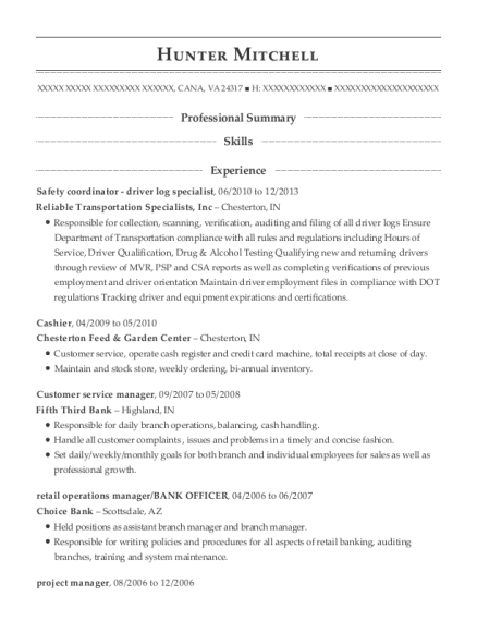 Best Retail Operations Manager Resumes | ResumeHelp